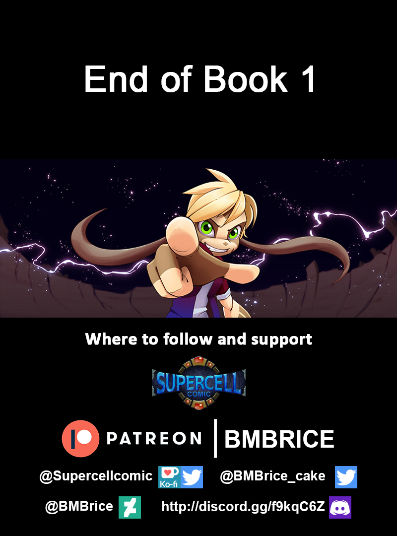End of Book 1
